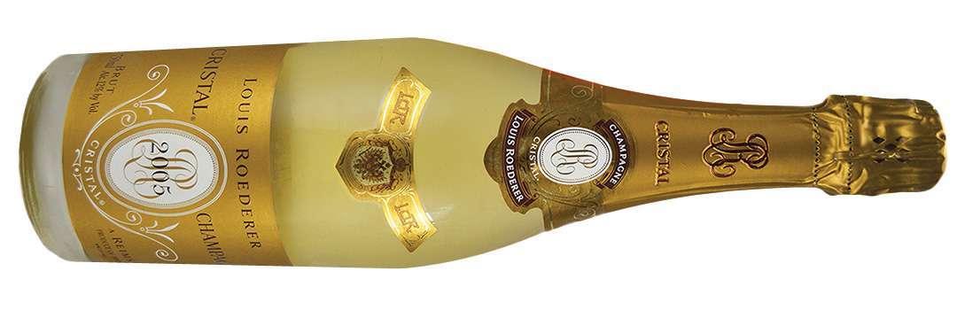Cristal Champagne